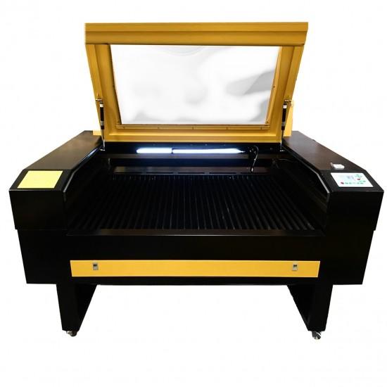 Máquina de Corte e Gravação a Laser Co2 Ruijie CNC ZM1390 - 130x90cm