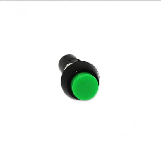 Botão Verde de Mola