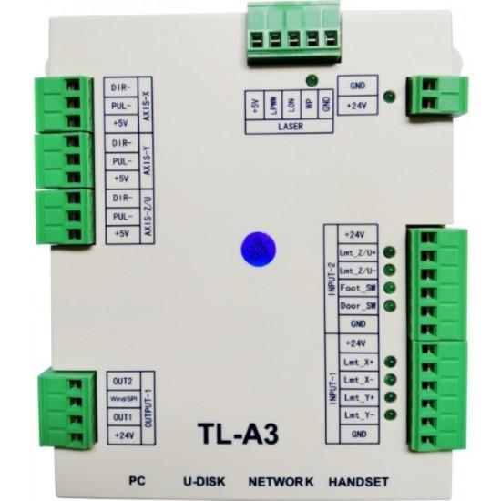 Kit - Placa Mãe e Painel - Topwisdom A3 - Auto Laser