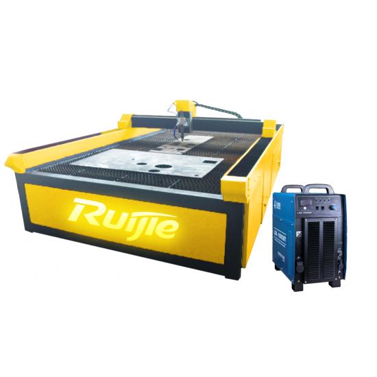 Máquina Ruijie Plasma Corte Metal 60A 130x250cm 1325