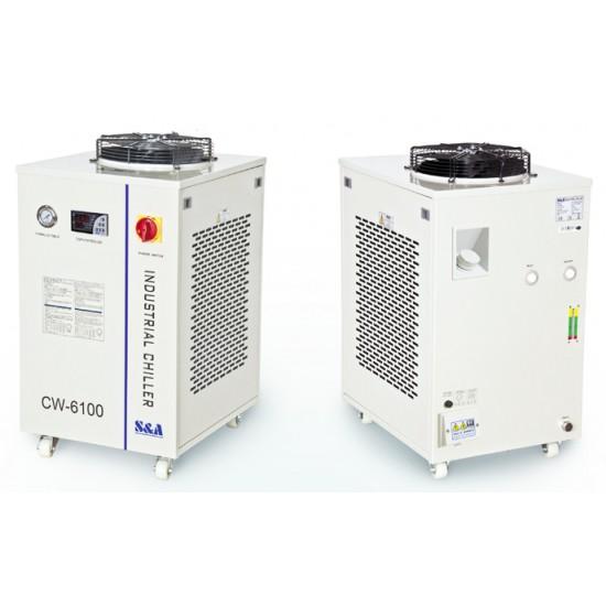 Máquina Laser Fibra Ruijie Corte Metal - 750w