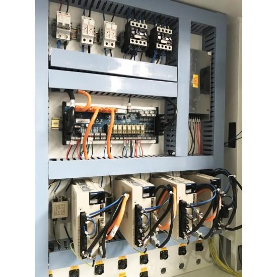 Máquina Laser Fibra Raycus Ruijie Corte Metal 3015 - 500w