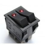 Botão Power Individual - Duplo LED 220v