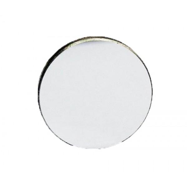 Espelho 20mm Molibdênio (Traseira de Metal)