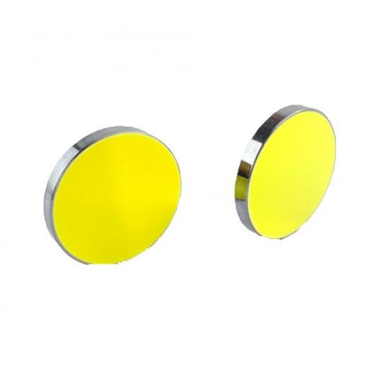 Ótico - Espelho 20mm Silicone (Traseira de Polímero)