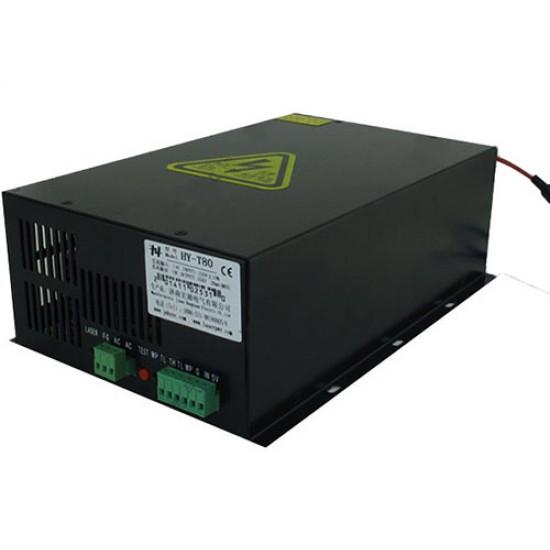 Fonte 80w para Máquina Laser Co² - Zhen Yu