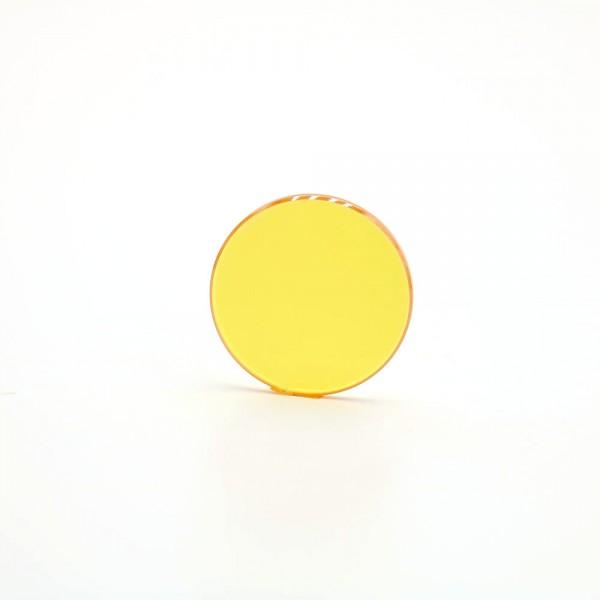 Lente (ZnSe) - Focal 127mm e Diâmetro 20mm - Máquina Laser Co²
