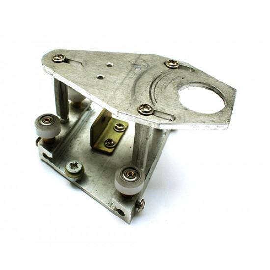 Suporte do Cabeçote Prata para Máquina Laser Co² 4040