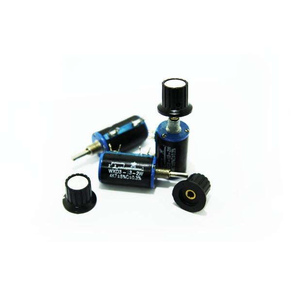 Potenciômetro 2W 4K7 WXD3-13