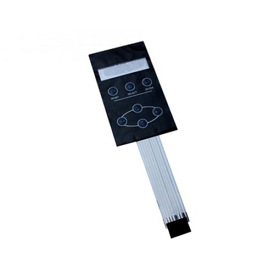 Painel da Plotter TC LED