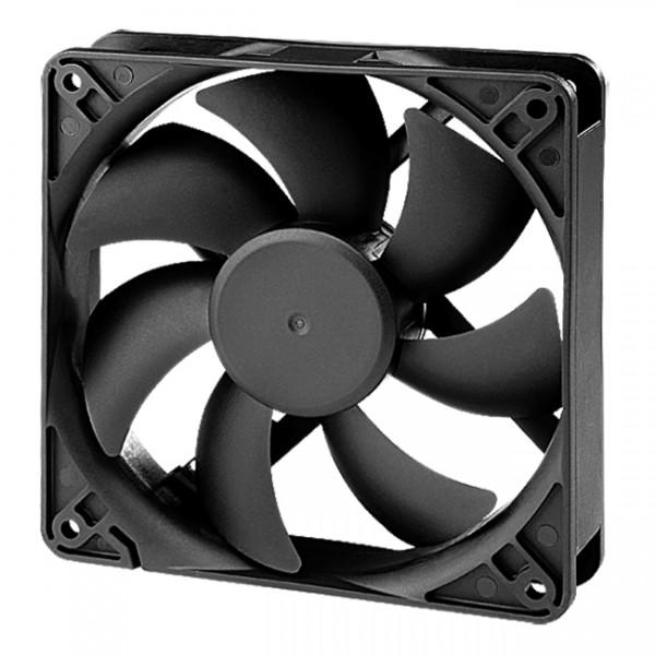 Cooler 12v 0,5A - 12x12x2,5cm