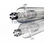 Tubo Laser 100w Pico 130w Yongli A4 10.000hrs Máquina Laser Co²
