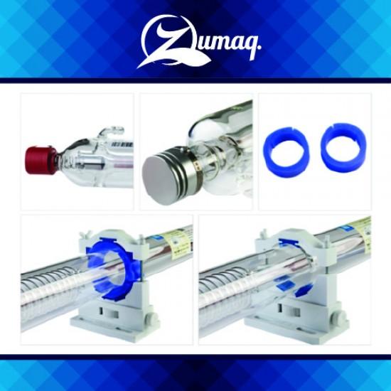 Tubo Laser 130w Pico 150w Yongli H6 8.500hrs Máquina Laser Co²