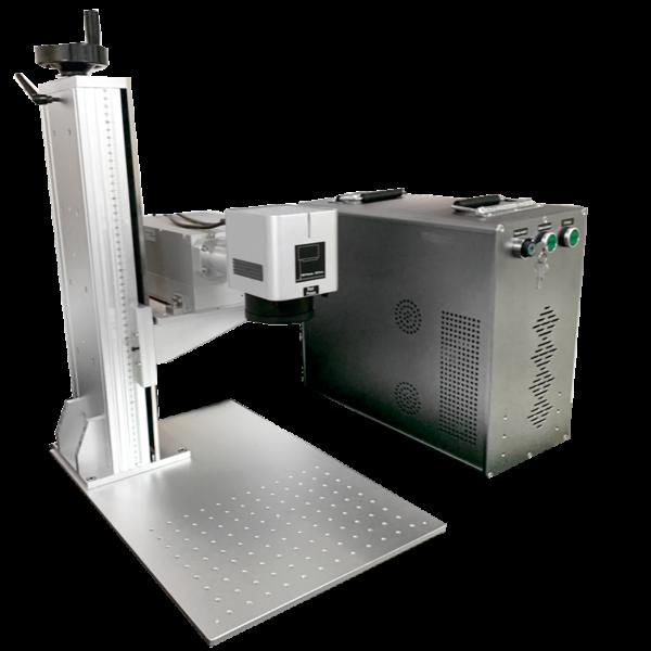 Máquina de gravação laser fibra UV